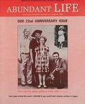 Abundant Life, Volume 23, No 11; Nov. 1969 by OREA