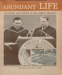 Abundant Life, Volume 24, No 2; Feb. 1970