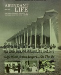 Abundant Life, Volume 24, No 5; May 1970