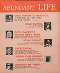Abundant Life, Volume 24, No 6; June 1970