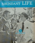 Abundant Life, Volume 24, No 9; Sept. 1970