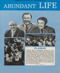 Abundant Life, Volume 25, No 5; May 1971