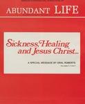 Abundant Life, Volume 25, No 7; July 1971