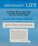 Abundant Life, Volume 25, No 8; Aug. 1971