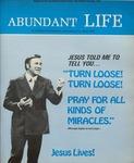 Abundant Life, Volume 26, No 4; April 1972