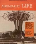 Abundant Life, Volume 26, No 7; July 1972