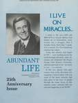 Abundant Life, Volume 26, No 11; Nov. 1972