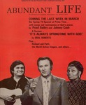 Abundant Life, Volume 27, No 3; March 1973
