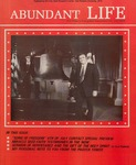 Abundant Life, Volume 27, No 7; July 1973