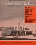 Abundant Life, Volume 27, No 9; Sept. 1973