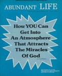Abundant Life, Volume 27, No 10; Oct. 1973