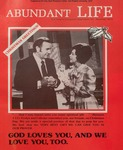 Abundant Life, Volume 27, No 12; Dec. 1973