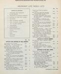 Abundant Life, Volume 27, Index; Dec. 1973 by OREA