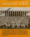 Abundant Life, Volume 28, No 11; Nov. 1974 by OREA