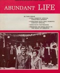 Abundant Life, Volume 28, No 12; Dec. 1974 by OREA