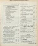 Abundant Life, Volume 28, Index; Dec. 1974