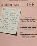 Abundant Life, Volume 29, No 2; Feb. 1975 by OREA