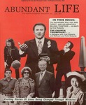 Abundant Life, Volume 29, No 6; June 1975