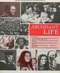 Abundant Life, Volume 29, No 7; July 1975