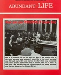 Abundant Life, Volume 29, No 8; Aug. 1975