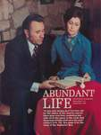 Abundant Life, Volume 30, No 9; Sept. 1976