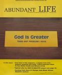 Abundant Life, Volume 31, No 2; Feb. 1977 by OREA