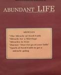 Abundant Life, Volume 31, No 3; March 1977 by OREA