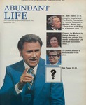 Abundant Life, Volume 31, No 9; Sept. 1977