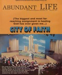 Abundant Life, Volume 31, No 11; Nov. 1977