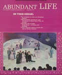 Abundant Life, Volume 31, No 12; Dec. 1977