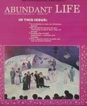 Abundant Life, Volume 31, No 12; Dec. 1977 by OREA