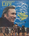 Abundant Life, Volume 32, No 3; March 1978