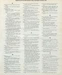 Abundant Life, Volume 32, Index; Dec. 1978 by OREA