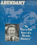 Abundant Life, Volume 33, No 5; May 1979