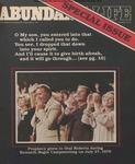 Abundant Life, Volume 33, No 10; Oct. 1979 by OREA