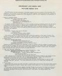 Abundant Life, Volume 33, Index; Dec. 1979 by OREA