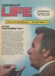 Abundant Life, Volume 34, No 2; Feb. 1980 by OREA