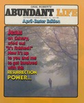 Abundant Life, Volume 35, No 4; April 1981 by OREA