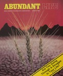 Abundant Life, Volume 36, No 8; Aug. 1982 by OREA