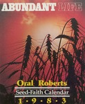 Abundant Life, Volume 37, No 1; Jan. 1983