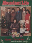 Abundant Life, Volume 38, No 9, Nov.-Dec. 1984