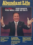 Abundant Life, Volume 39, No 1, Jan. 1985