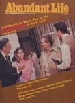 Abundant Life, Volume 39, No 3, April 1985
