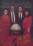Abundant Life, Volume 40, No 6, Nov.-Dec. 1986