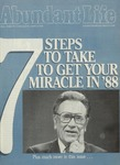 Abundant Life, Volume 42, Jan.-March 1988