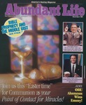 Abundant Life, Volume 45, No 2, March-April 1991