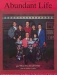 Abundant Life, Volume 45, No 5, Nov.-Dec. 1991 by OREA