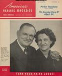 America's Healing Magazine, Volume 7, No 10; Sept. 1953