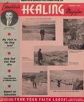 America's Healing Magazine, Volume 8, No 4; March 1954