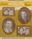 America's Healing Magazine, Volume 8, No 6; May 1954